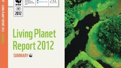 WWF Slams Canada In 2012 Living Planet