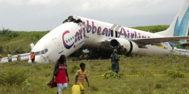 12 Canadians aboard plane that crashed in Guyana on