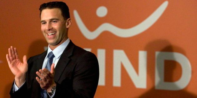Wireless Auction: Wind Mobile To