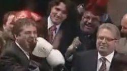 WATCH: Liberals Go Crazy Over Trudeau Boxing