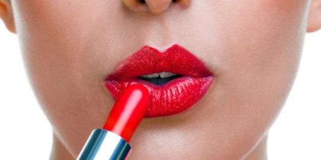 Find The Right Shade Of Red Lipstick For You