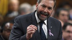 Mulcair Gets Scrappy With