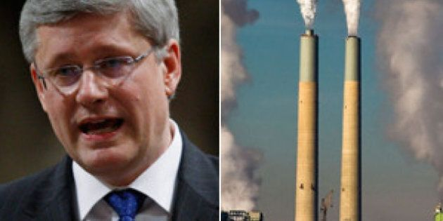 National Round Table On The Environment And The Economy Says Delays In Carbon Rules Mean Canada Is Locking...