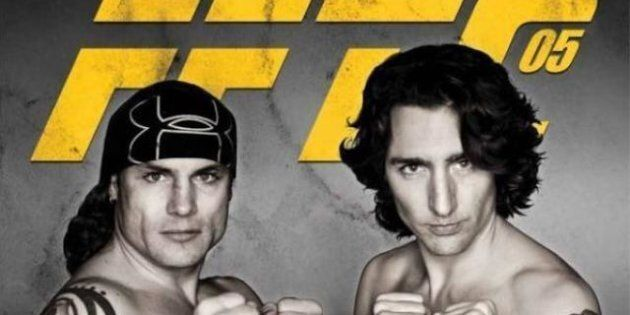 Justin Trudeau Boxing: Patrick Brazeau And Liberal MP Go UFC Ahead Of