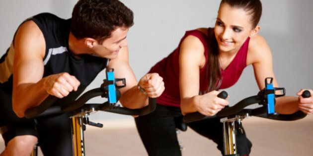 Couples' Fitness: Get In Shape Together With These Trendy New Exercise