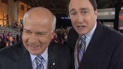 WATCH: 22 Minutes Interrupts Peter Mansbridge At NDP