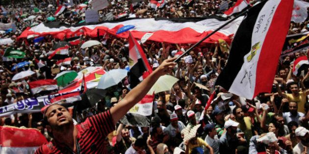 Egypt Protests: Troops Clash With Protesters In Cairo's Tahrir