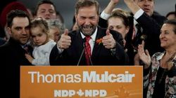 Can Mulcair Really Keep the Quebec