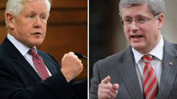Rae Demands Harper's
