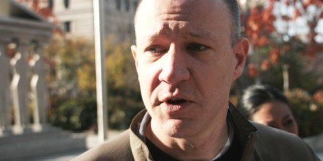 Byron Sonne Trial: G20 Activist Was Storing 'Dangerous' Substance, Say