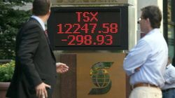 TSX Skids To Eight-And-A-Half Month