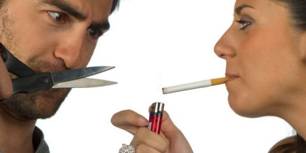 Smoking And Dating: Are Cigarettes Hurting Your Relationship?
