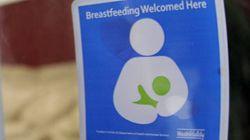 Breastfeeding Mom Spurns Facebook