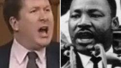 WATCH: Tory MP's MLK Quote In Gun Speech In Poor