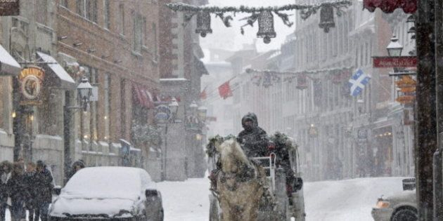Winter Weather In Canada: East, West Blasted By Powerful Winds, Frigid