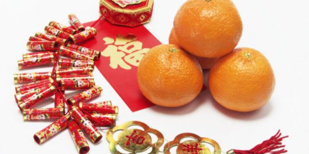 Flowers, Fruit Help Set The Stage At Home For An Auspicious Chinese New