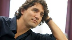 Trudeau Visits B.C. Lake Where Brother