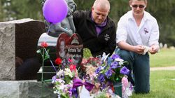 Tori Stafford's Father: 'I Don't Want To Keep Reliving That