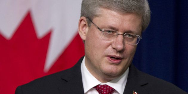 Harper Keystone XL And Health Care: PM's Tactic Is To Get In Front On Hot