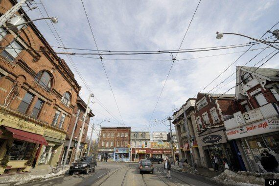 Canada Income Inequality: Toronto's Cabbagetown A Prime Example Of Shrinking Middle