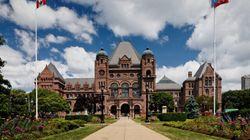 Ontario Bureaucrats Wage Freeze Might Be