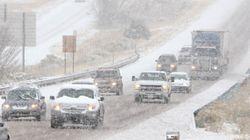 WARNING: Harsh Weather Wreaks Havoc On B.C.