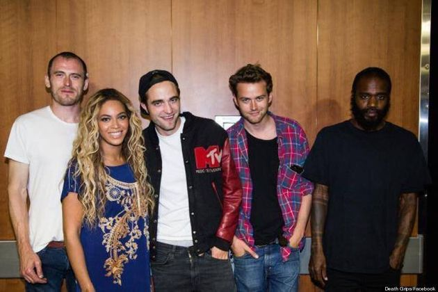 Beyoncé And Robert Pattinson Are Friends, Who Knew?