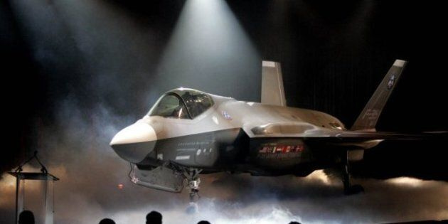 Canada F-35 Purchase: Price Of Jets Will Rise, Says