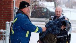 Alberta School Crash Driver
