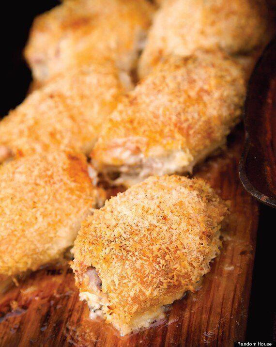 Grilled Chicken Paprikash Recipe: A 'Mike Zaborsky' Original