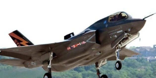 Canada F-35s: Leaked Story Prompted Harper To Call In