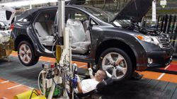 Canada Manufacturing Sales Almost Back To Pre-Downturn