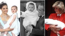 LOOK: Royal Baby Names Over The