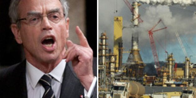 Oil Sands: EU 'Grandstanding' On Energy Imports, Says Federal Resources Minister Joe