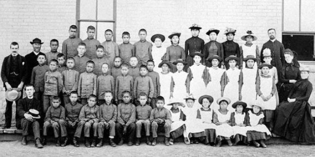 Residential Schools: Canada's Program A Form Of Genocide, Says Truth And Reconciliation