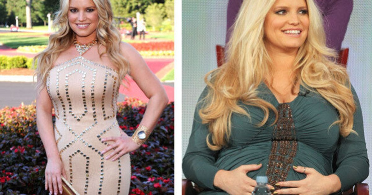 Celebrity Pregnancy Weight Gain: What Is Normal ...