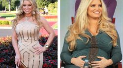 Jessica Simpson's Pregnancy Weight Gain: What Is
