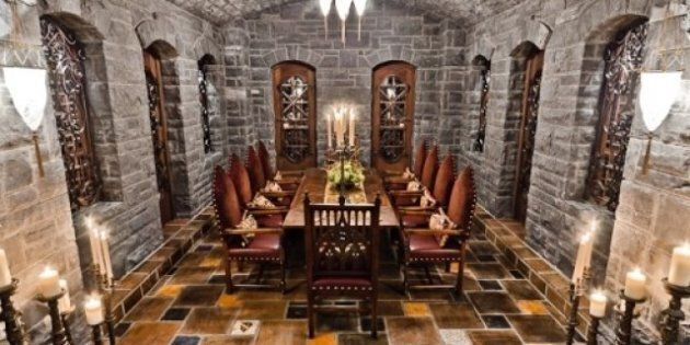 Celine Dion's Laval, Quebec Mansion For Sale, Asking For More Than $29 Million (PHOTOS,