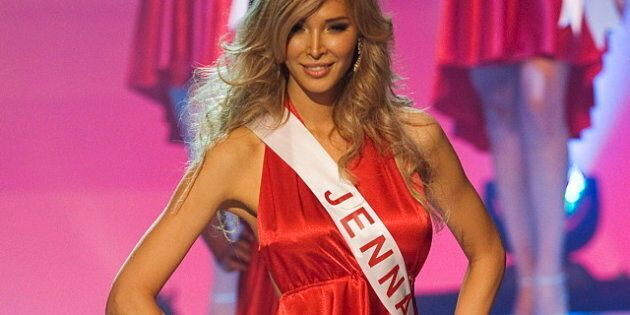 Image result for jenna talackova miss universe