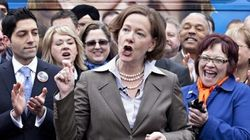 Claims Of Alberta Election Violence Catch Redford's