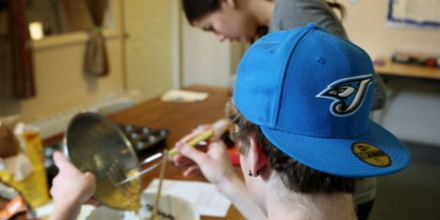 Food Literacy: Teaching At-Risk Youth Self-Esteem Through Cooking