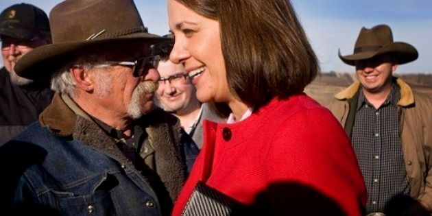 Danielle Smith Pro-Choice, Supports Gay Marriage: Wildrose Leader Pitches Big