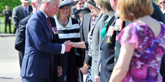Prince Charles, Camilla Canadian Royal Tour 2012: Couple Spend Victoria Day In New Brunswick,