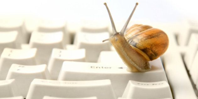 Dial-Up Internet: Hundreds Of Thousands Of Canadians Still Using Snail-Paced
