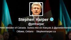 Harper's Twitter