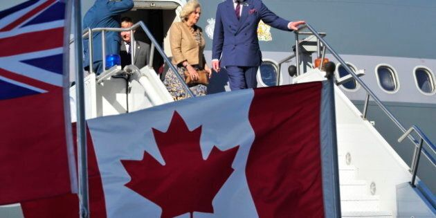 Prince Charles, Camilla Canadian Royal Tour 2012: Toronto First Stop In Ontario Leg Of