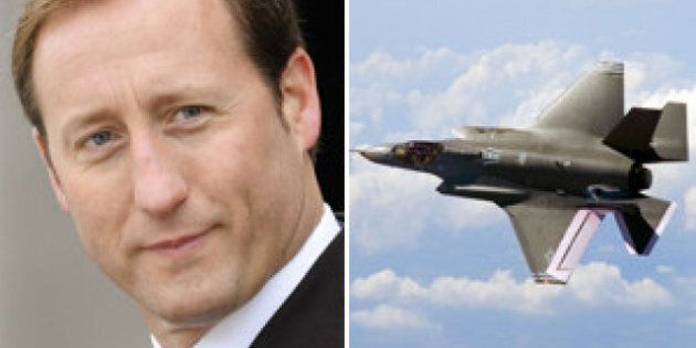 F-35 Canada: Calls For Peter MacKay To Be Fired Turn Nasty And