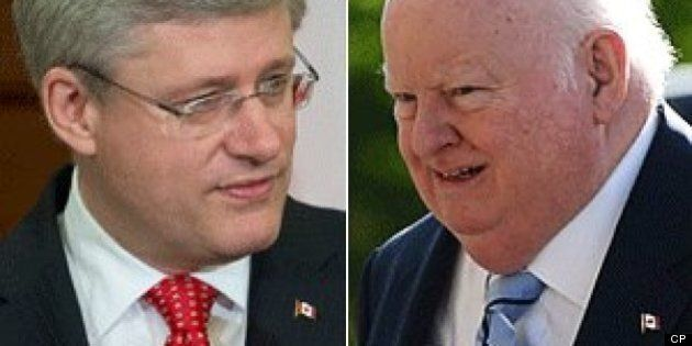 Duffy-Wright Investigation Leads RCMP To Harper's