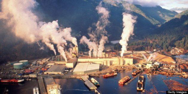 Gold River, British Columbia,