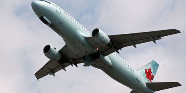 Air Canada Reports $46 Million Loss In Second